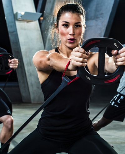 les mills cx worx class at westpark fitness