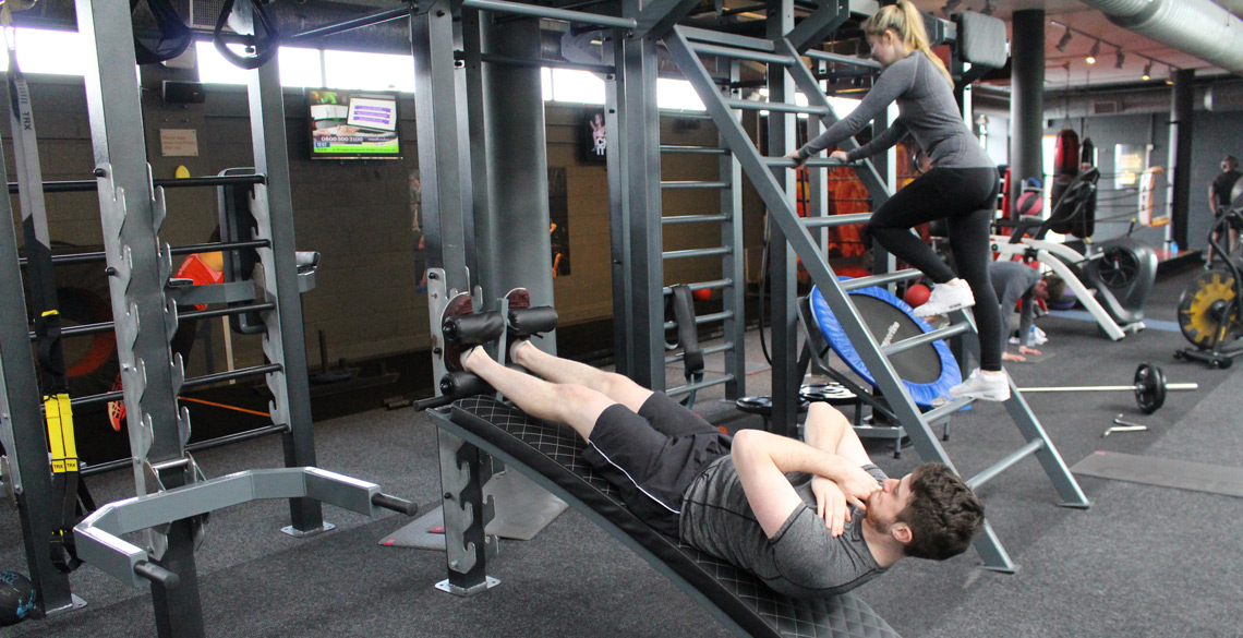 westpark fitness rig circuit class