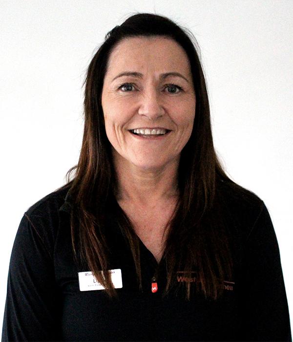 westpark fitness management team gym floor manager lizzie