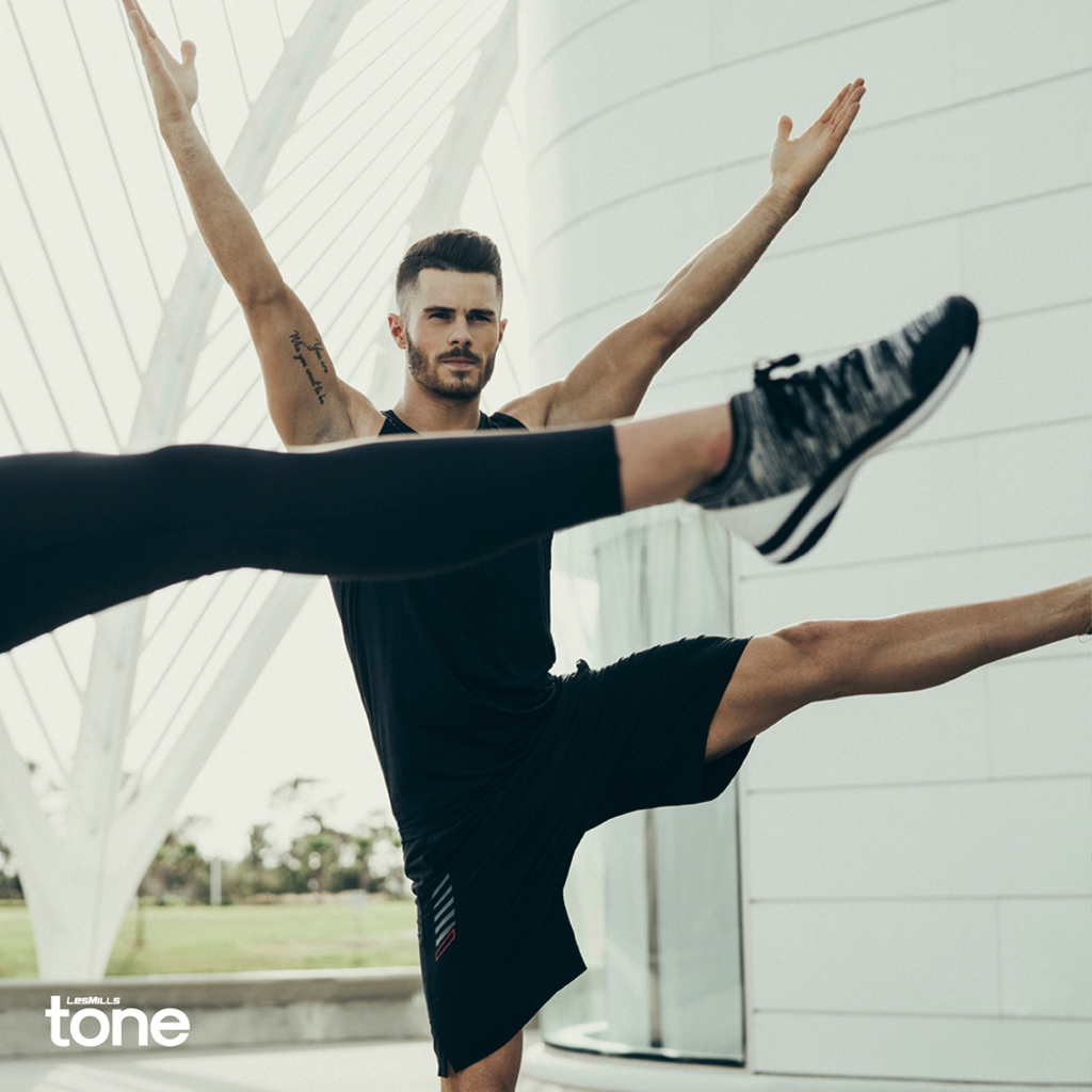 les mills tone class at westpark fitness