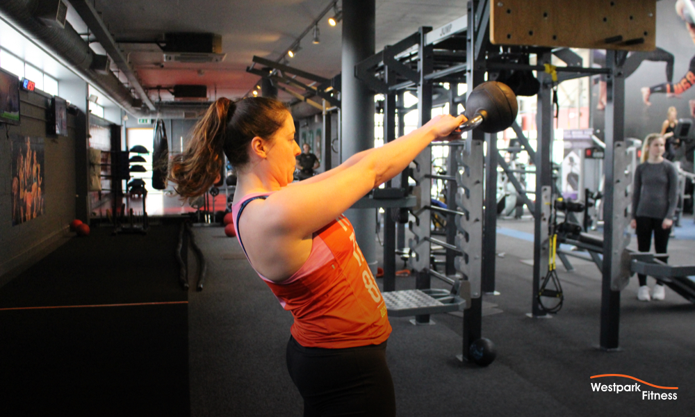 westpark fitness kettlebell swing exercise of the week