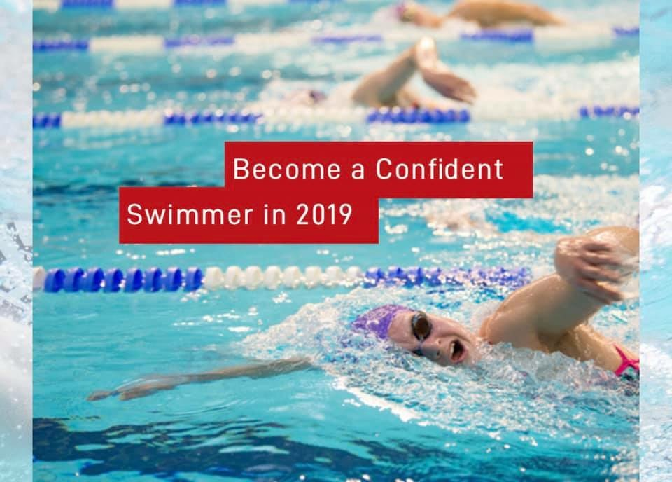 2019 fitness events in ireland swim for a mile poster