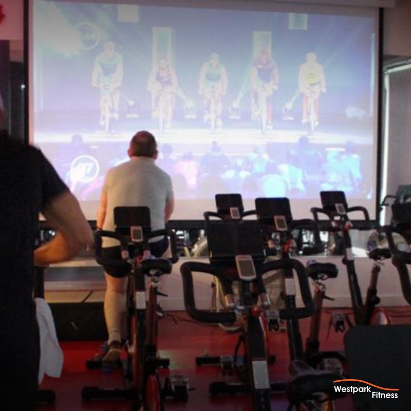 caloire burn per class at westpark fitness
