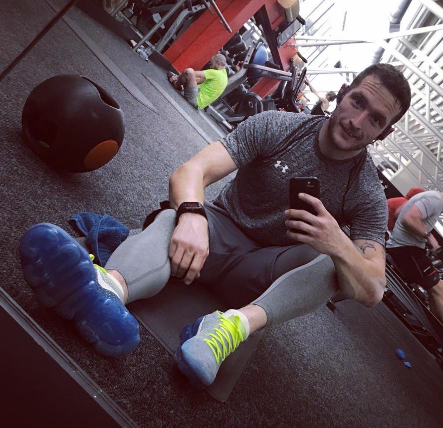 westpark fitness become a sponsored athlete in dublin 24 stuart edmonds
