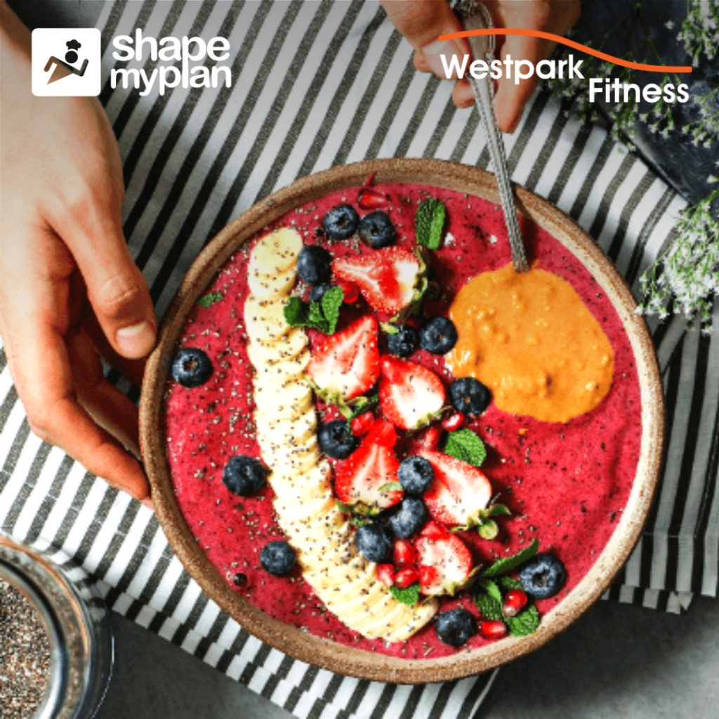 acai bowl recipe of the week at westpark fitness