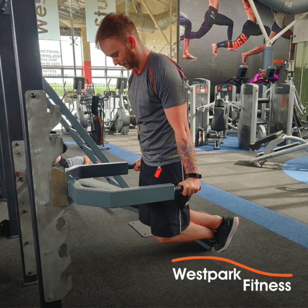 dips exercise of the week at westpark fitness