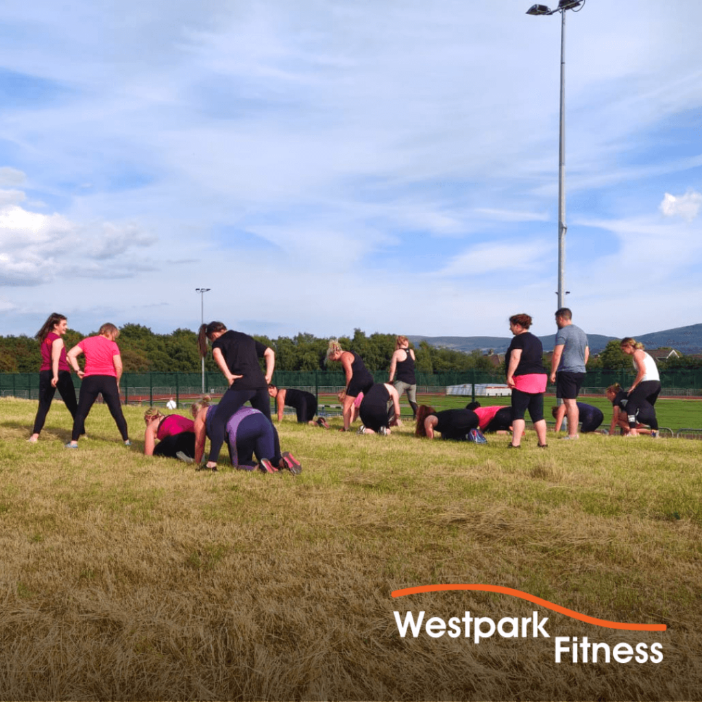 outdoor bootcamp in tallaght