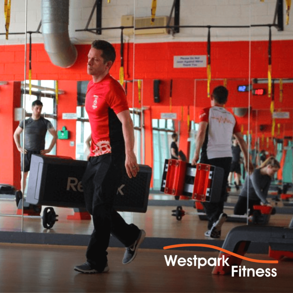 westpark fitness app fitness tech