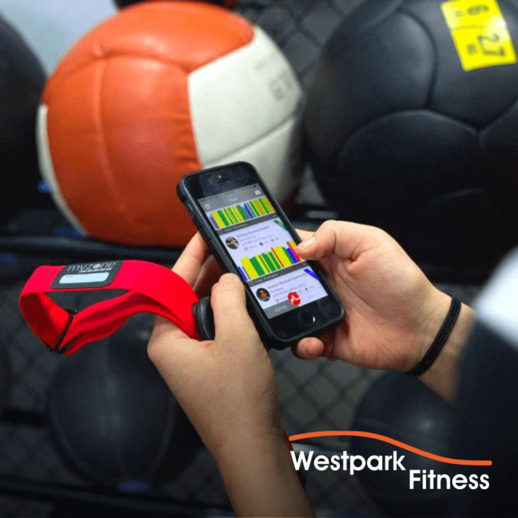 myzone fitness tech at westpark fitness