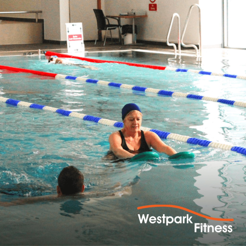 coached lane swimming class in tallaght at westpark fitness