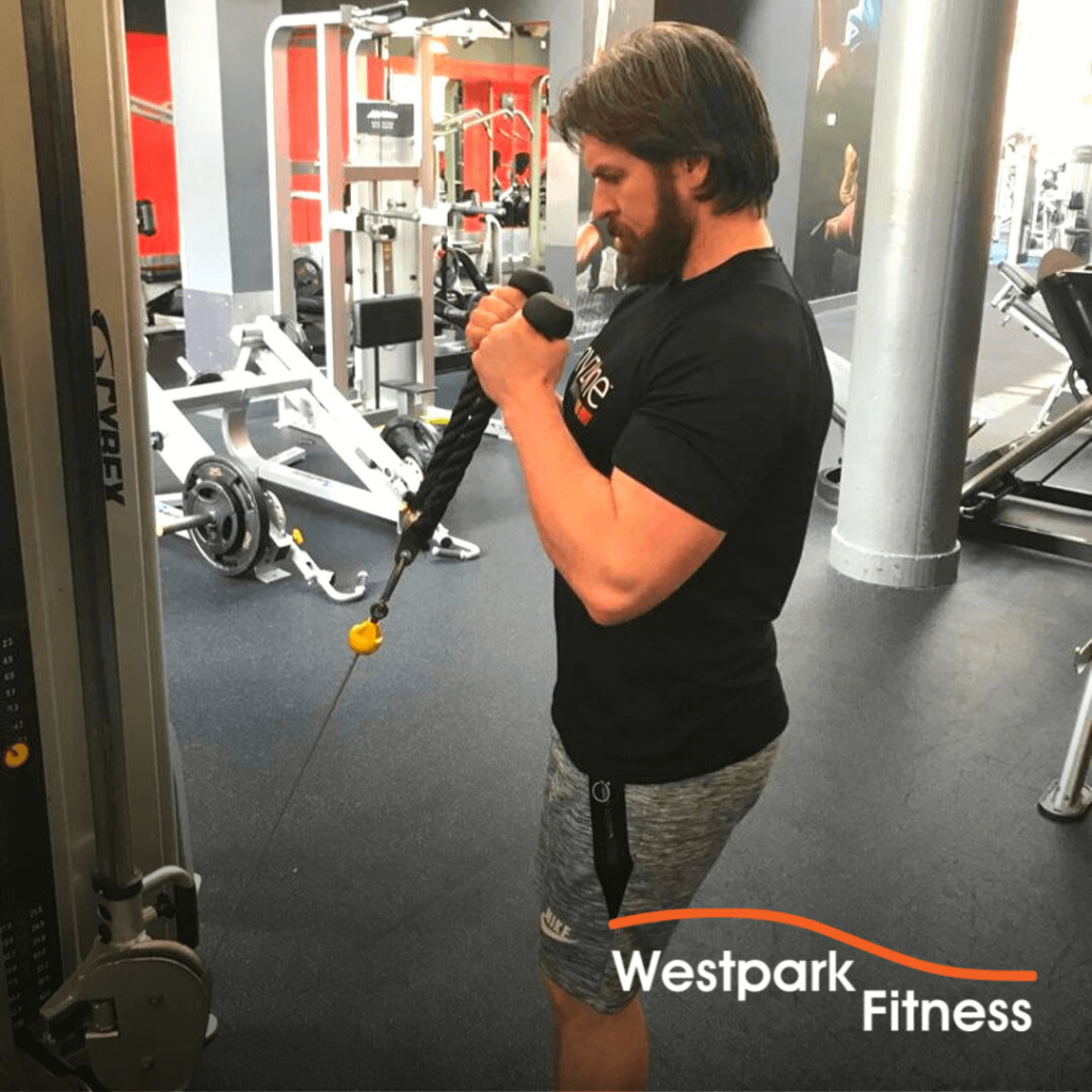 online personal training app well4u at westpark fitness
