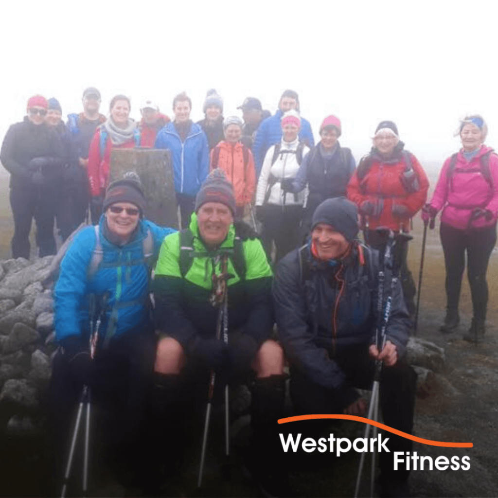 westpark fitness christmas 2019 hike