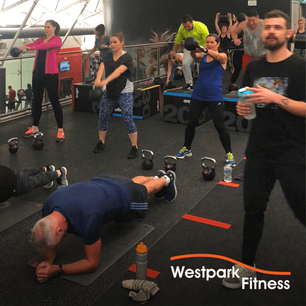 new wp burn class at westpark fitness