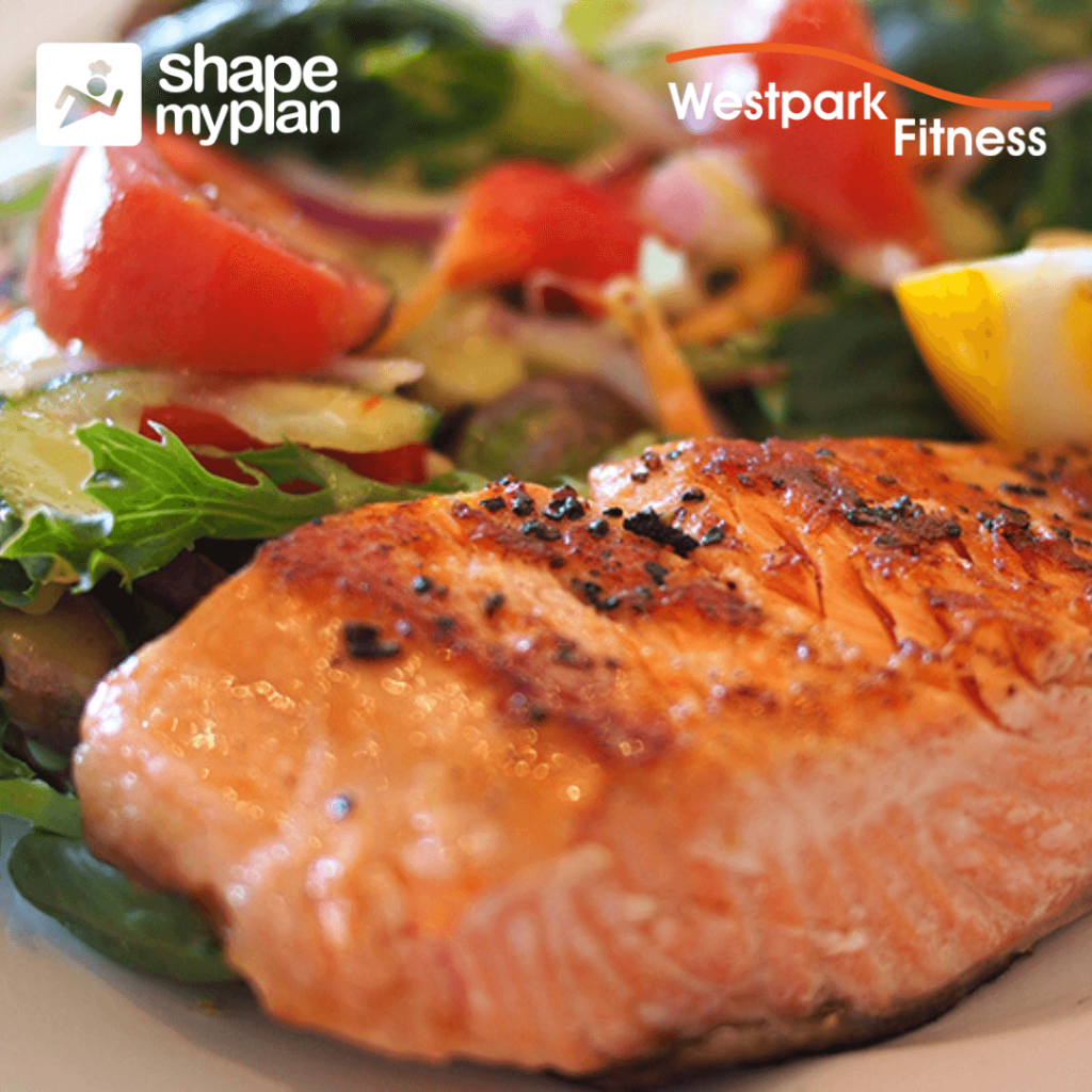 honey glazed salmon shape my plan recipe of the week at westpark fitness