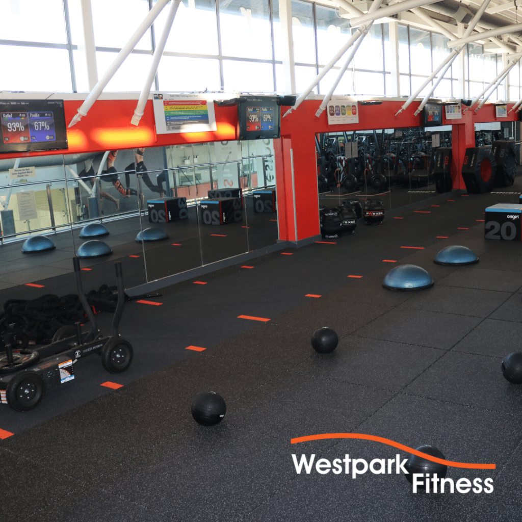 heart health 365 class at westpark fitness gym in tallaght