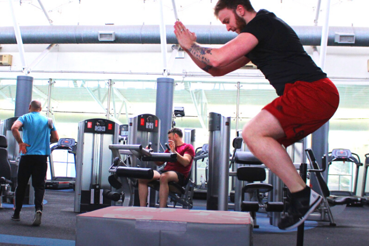 box jump exercise blog westpark fitness gym in tallaght