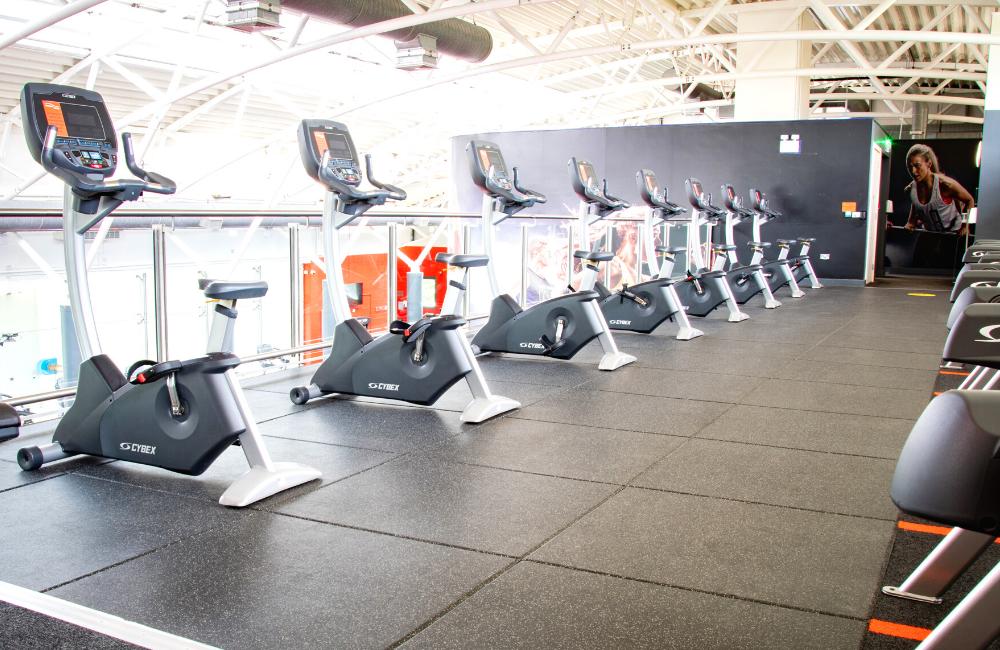 westpark fitness membership image of gym floor