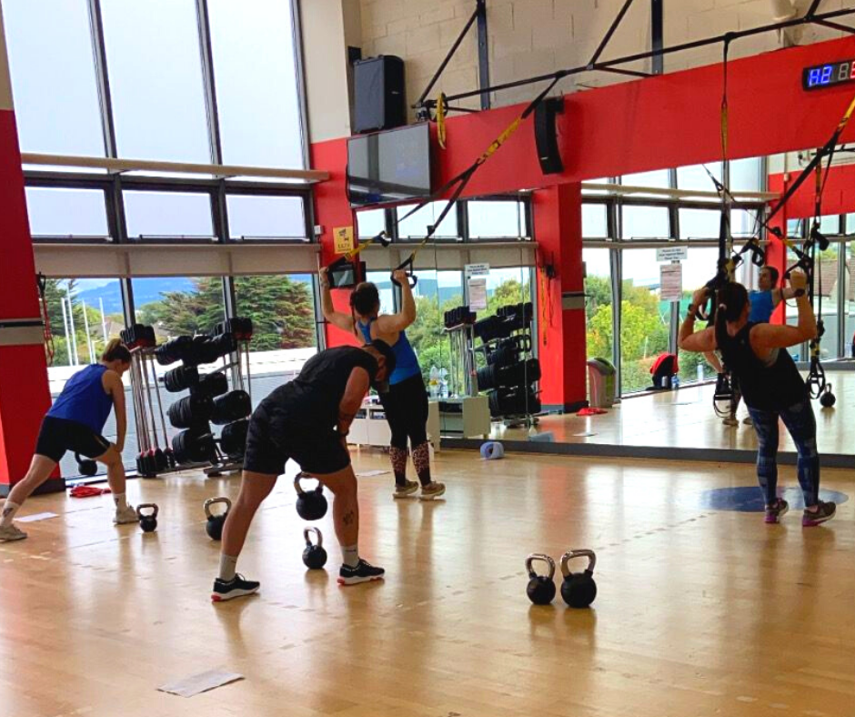 wp strong class at westpark fitness